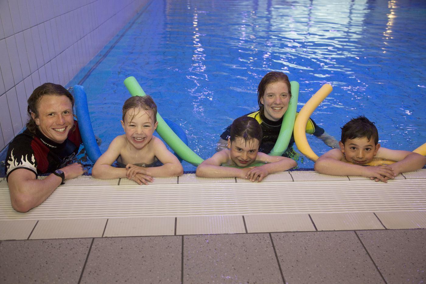 Zwemmen bij Mulder Sport